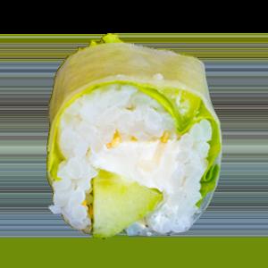 maki spring rolls concombre/cheese