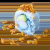 Crispy Oignon Rolls crevette/avocat