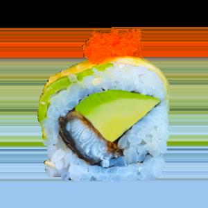 maki dragon anguille