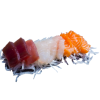 sashimi assortiment mixte