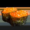 gunkan oeufs de saumon