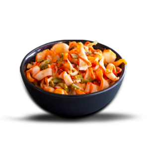 salade de calamars japonaise