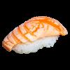sushi saumon mi-cuit