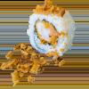 Crispy Oignon Rolls tempura crevette