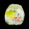 maki spring rolls thon cuit/avocat