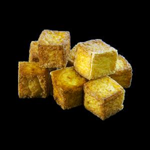 tofu frits japonais